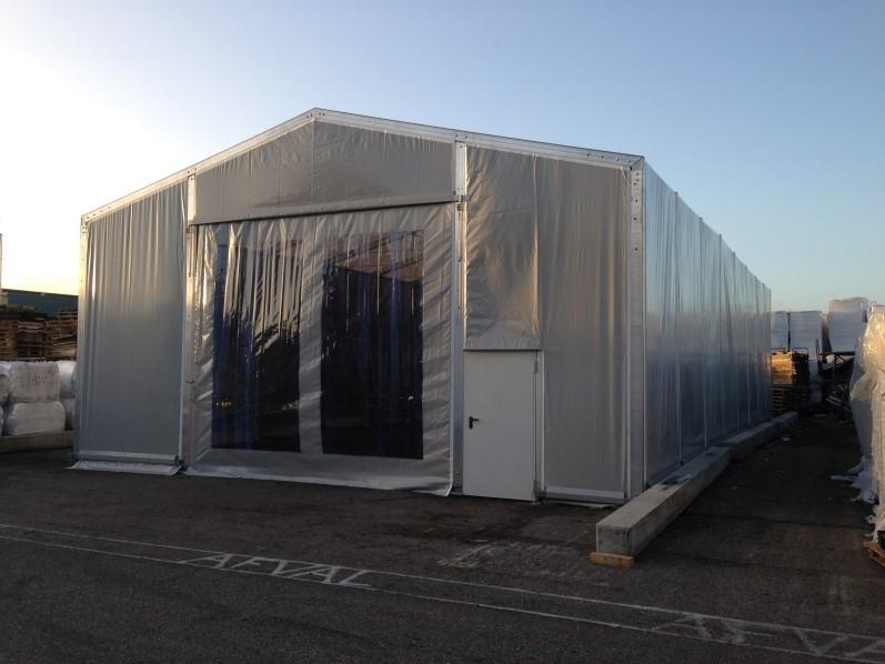 Semi permanente tenten for Semi permanent tent